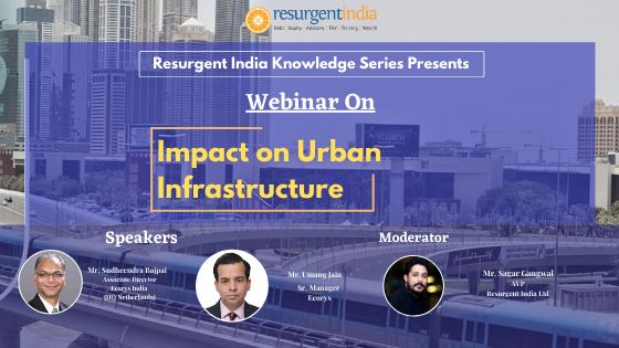 Webinar On Impact on Urban Infrastructure