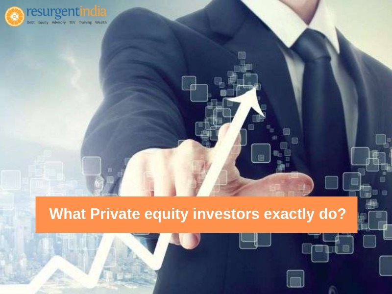 What Private Equity investors exactly do?