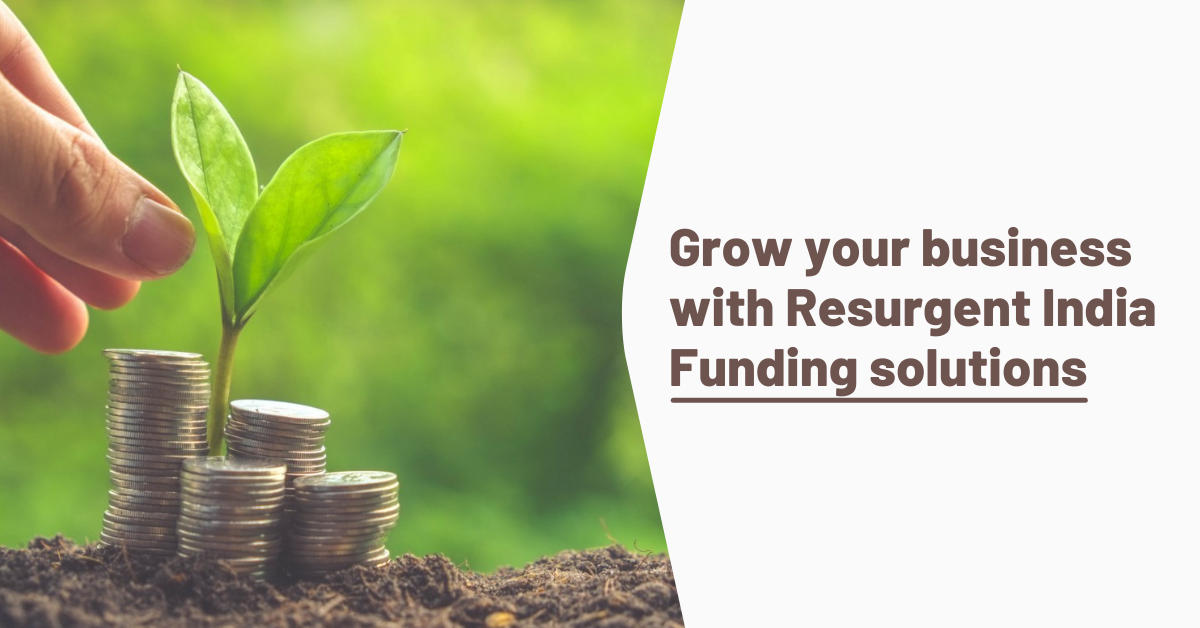 Resurgent India Funding Solutions - Funding Alternatives