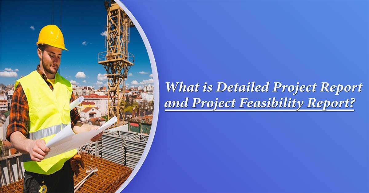 What is Detailed Project Report and Project Feasibility Report?