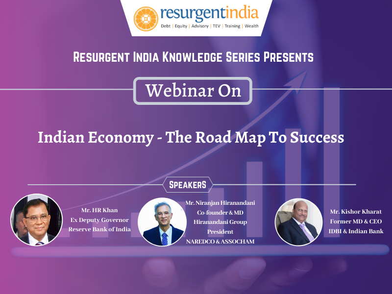 Webinar On Indian Economy-The Road Map to Success