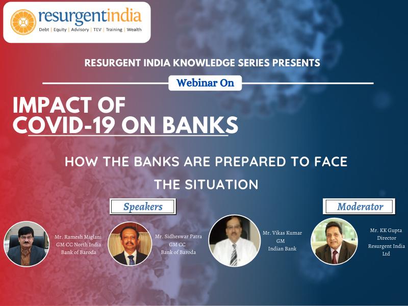 Webinar On Impact of COVID-19 On Banks