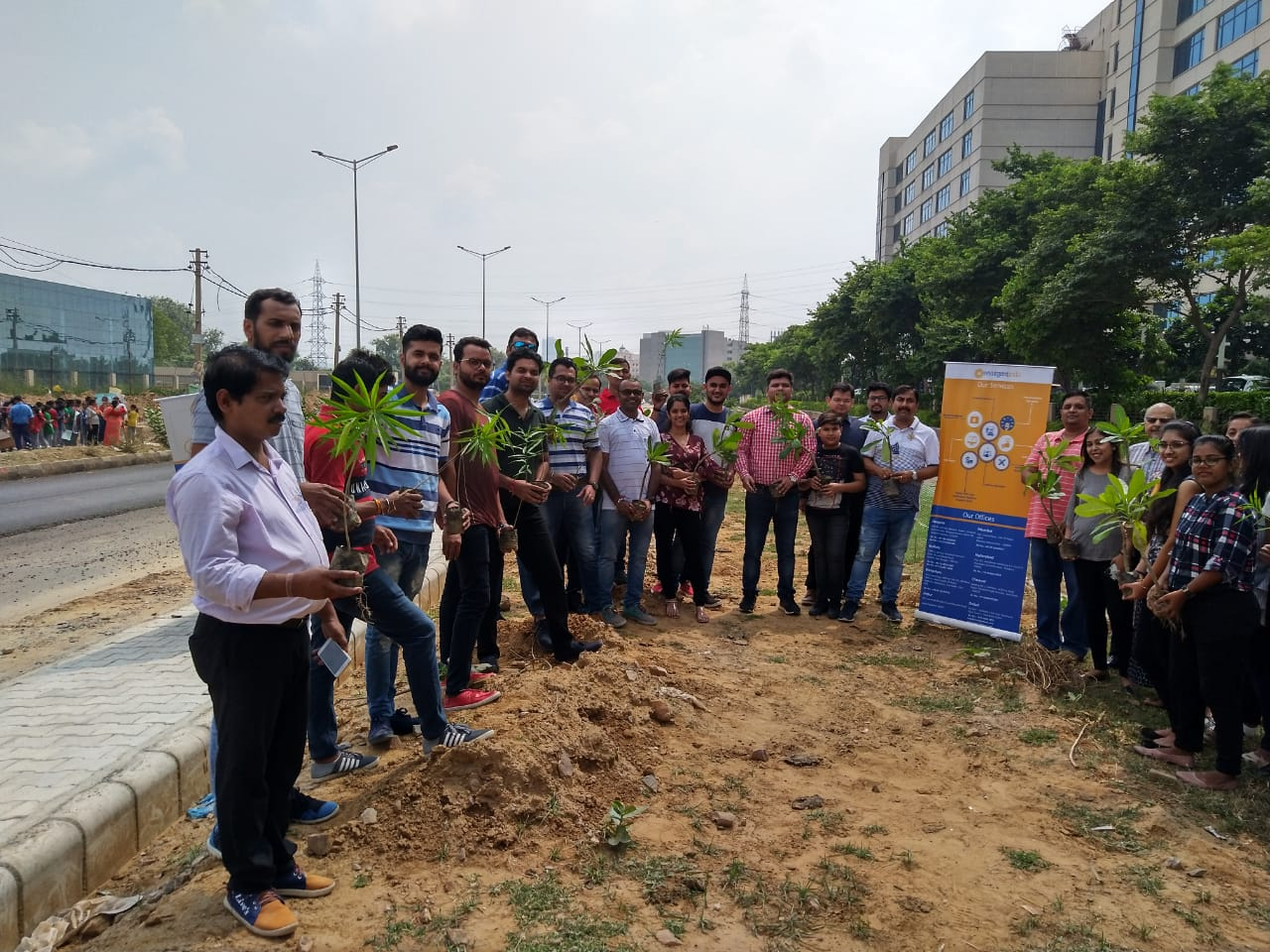Go Green Initiative For a Better Environment - Sept-2019