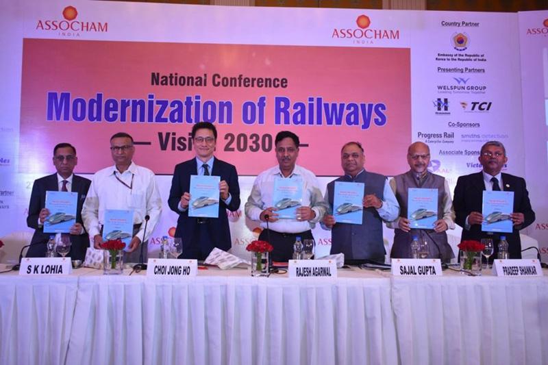 National conference Modernization of Railways ,New Delhi- 27th Sept 2019