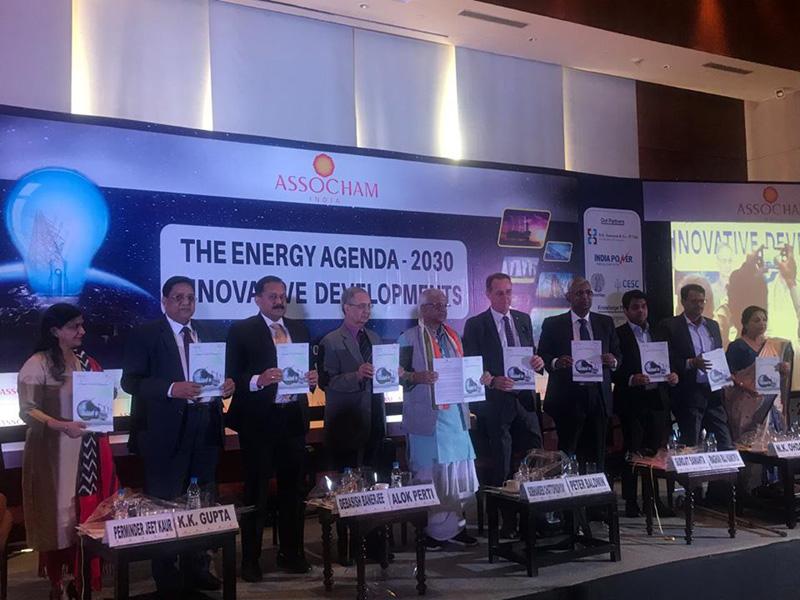 The Energy Agenda 2030 at Kolkata - 1st Dec 2018