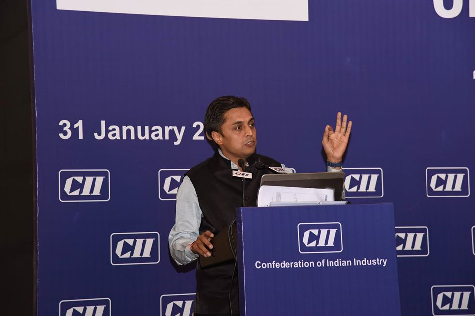 Chai Pe Banking With a Special Focus on startups,New Delhi -31st Jan 2018