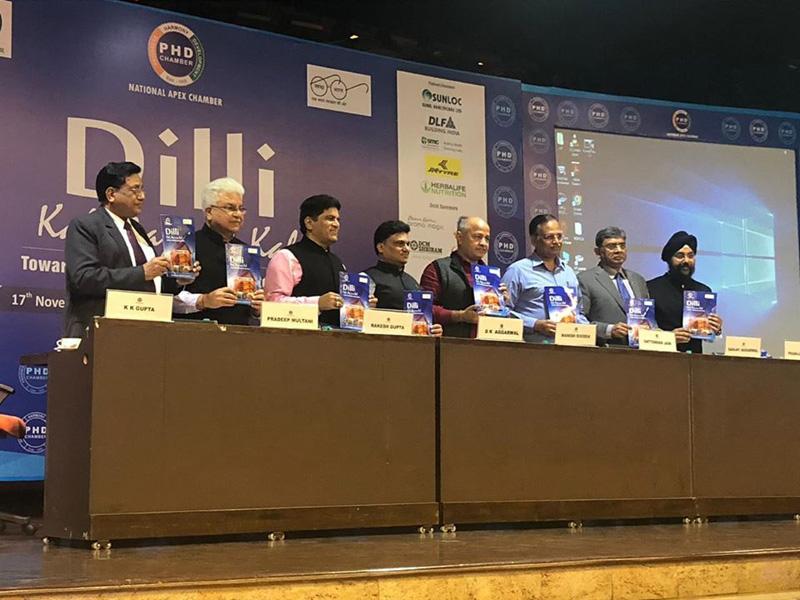 Dilli Kal Aaj aur Kal at Delhi - 17th Nov 2018