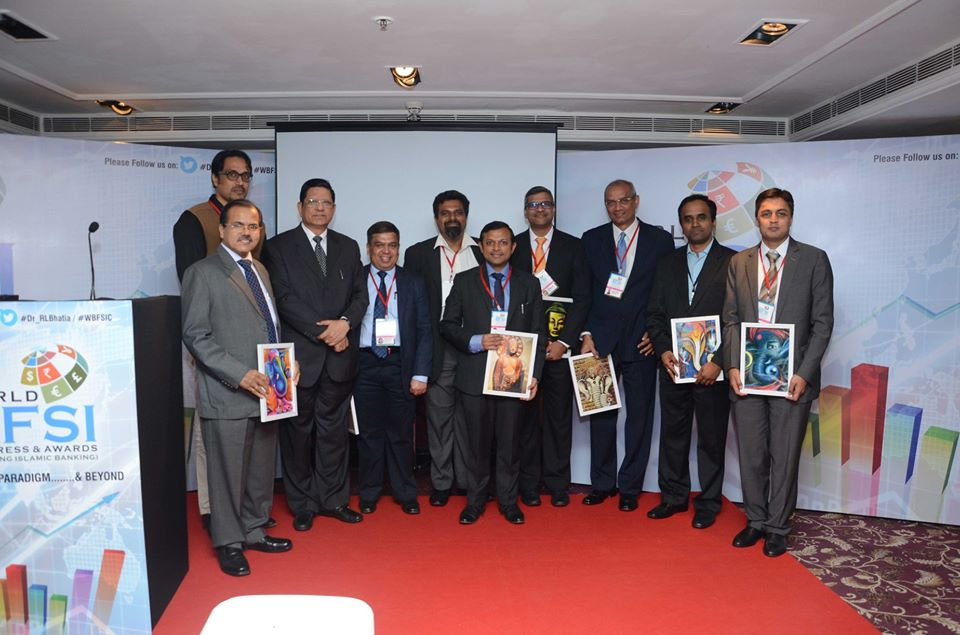 100 TOP MOST INFLUENTIAL BFSI LEADERS, in World BFSI Congress & Awards, Held at Mumbai on 13th February, 2018