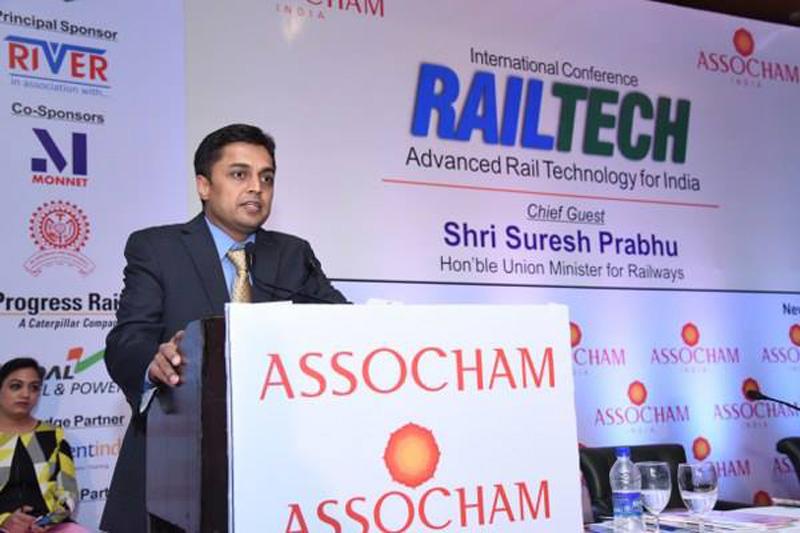International Conference RAILTECH Advanced Rail Technology for India  , Hotel Le-Meridien, New Delhi-21 July, 2017
