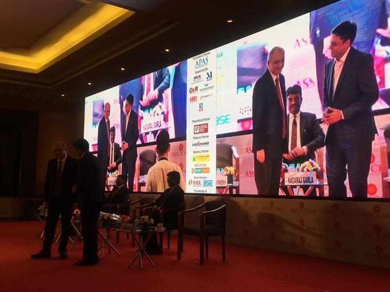 13th Annual Banking Summit-Cum-Social Banking Excellence Awards Mumbai-17th Feb 2018