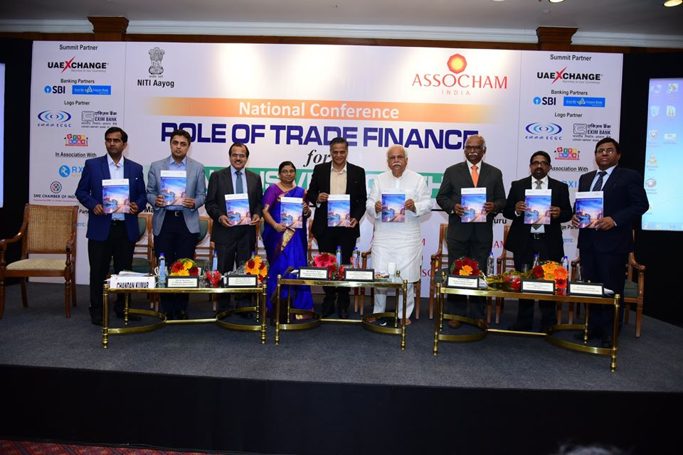 National Conference - Role of Trade Finance held on Hotel Lalit, Sahar Airport Road,Mumbai -12 January 2018