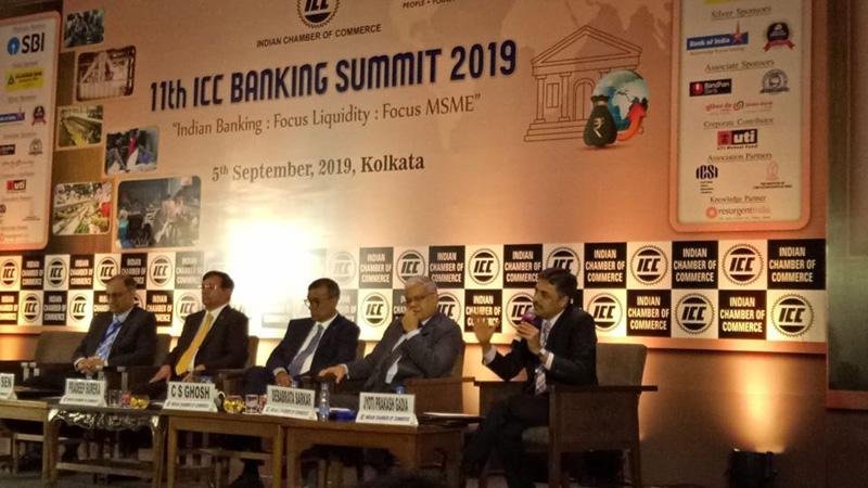 11th ICC Banking Summit at Kolkata on 5th Sept 2019