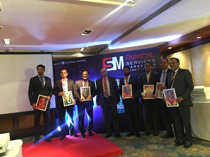 Financial Marketing Summit and Awards at Mumbai- 27th Nov 2018