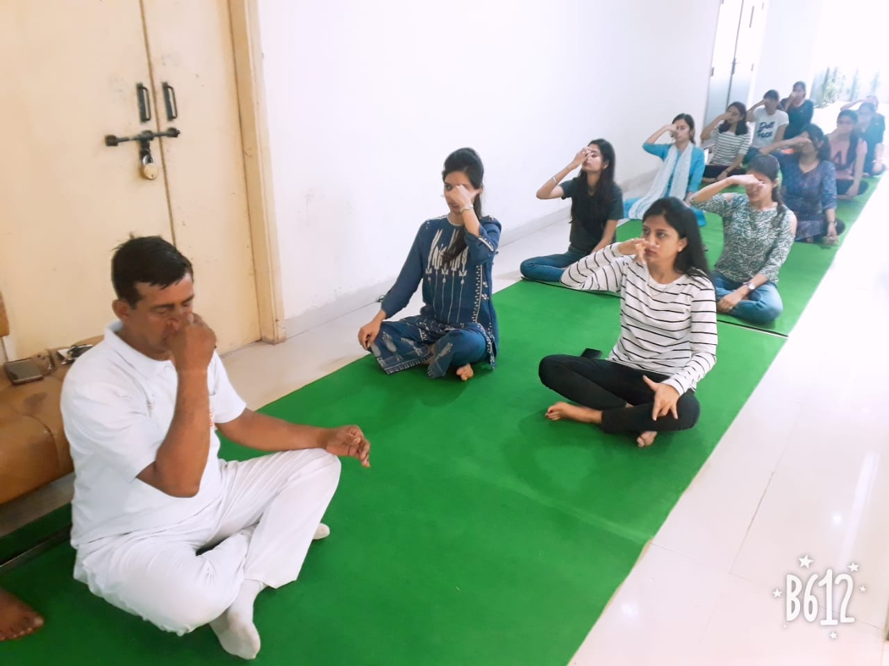 International Yoga Day - June-2019