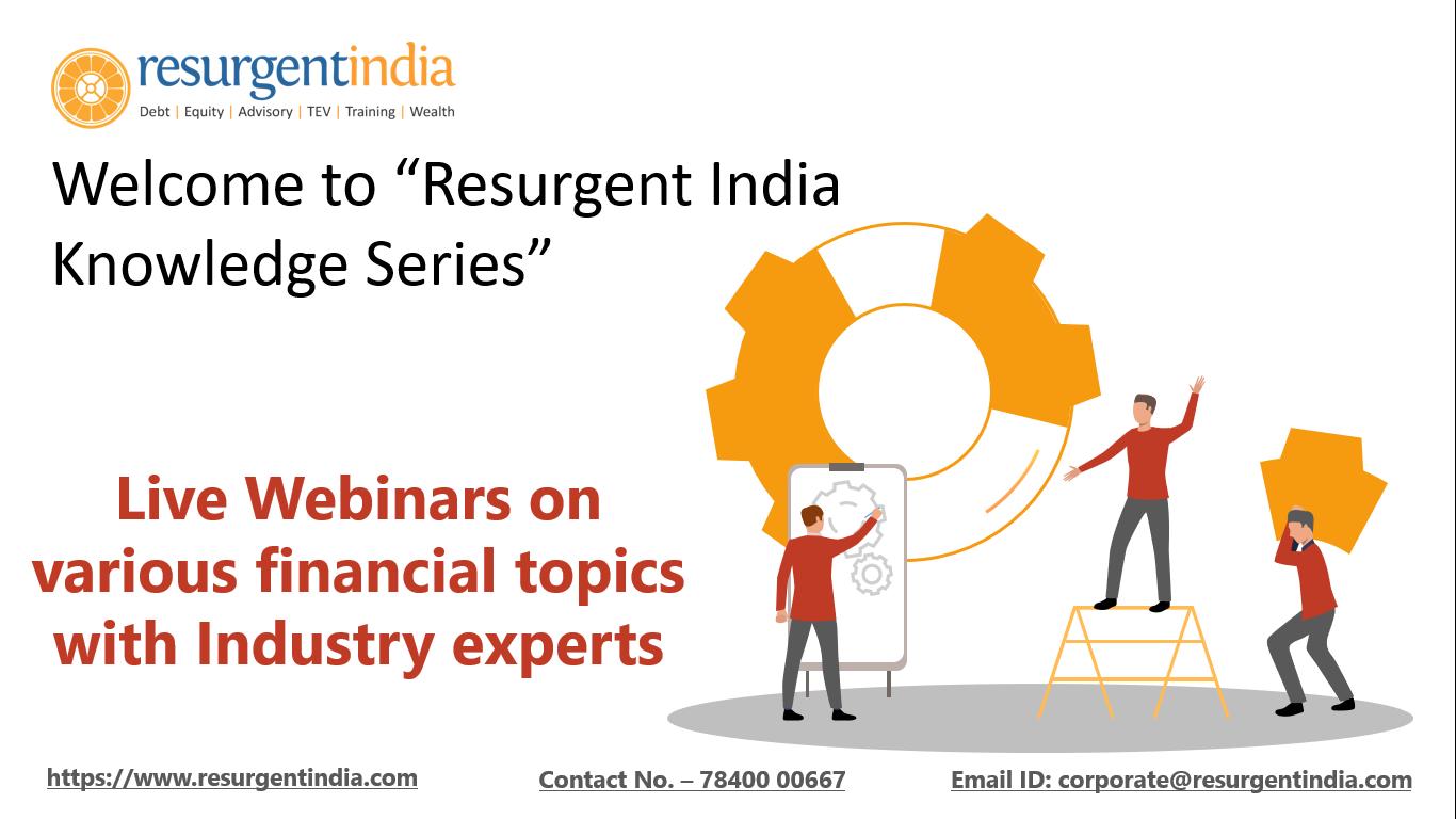 Resurgent India Webinars Series